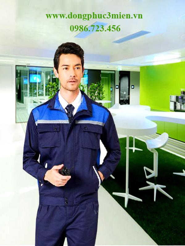 Quần áo bảo hộ lao động LD007