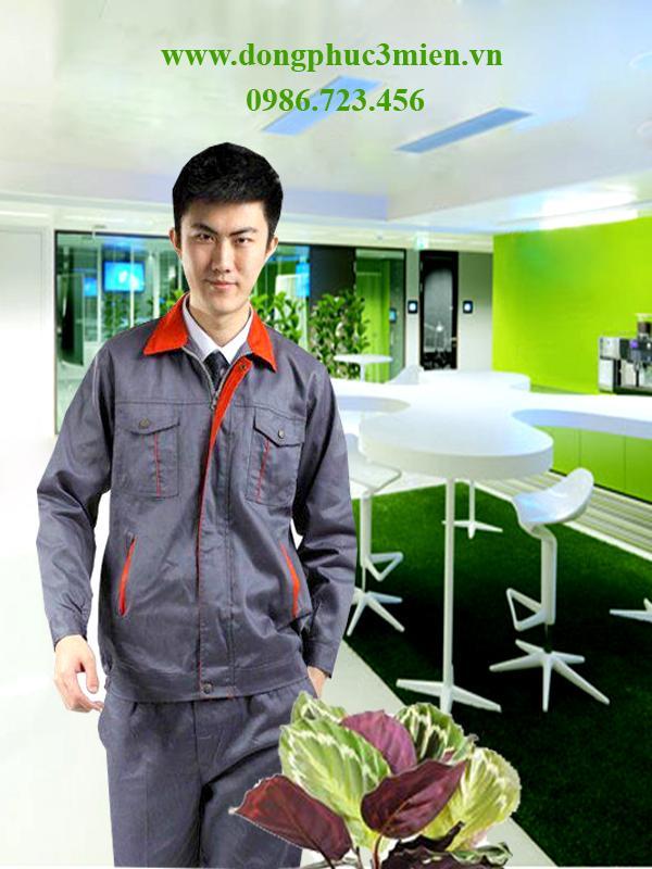 Quần áo bảo hộ lao động LD015