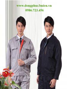 Quần áo bảo hộ lao động LD037