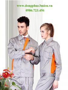 Quần áo bảo hộ lao động LD042