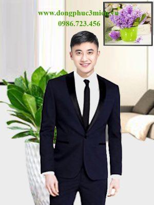 Đồng phục áo vest văn phòng MD016