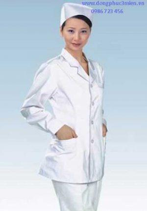 Đồng phục bác sĩ BV0810