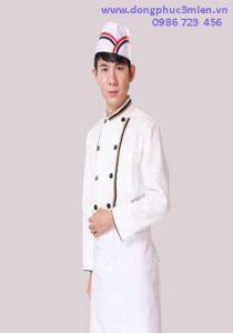 Đồng phục đầu bếp KS0607
