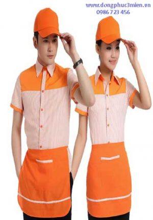 Đồng phục nhân viên nhà hàng NH0509