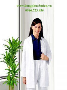 Đồng phục y tá điều dưỡng BV021