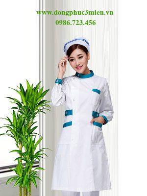 Đồng phục y tá điều dưỡng BV023