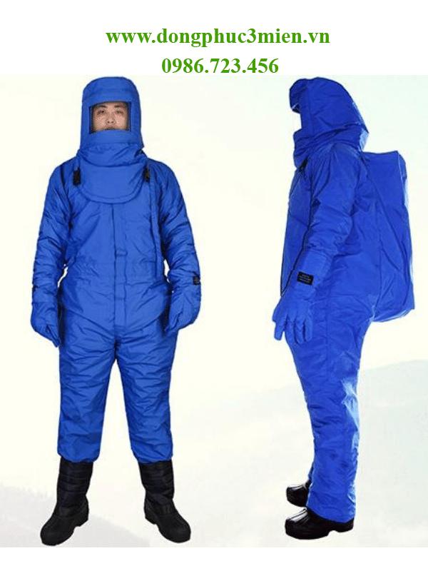 Quần áo chịu nhiệt phòng lạnh CN002