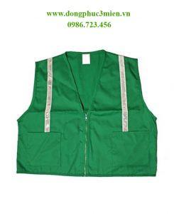 Đồng phục áo gile bảo hộ LD095
