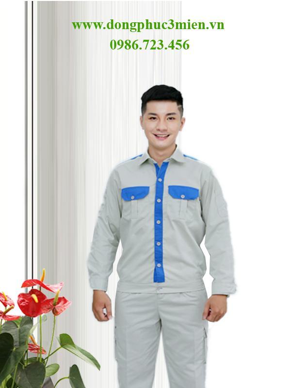 quần áo công nhân lao động